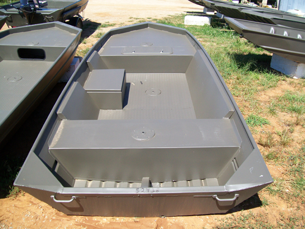 15 Foot Aluminum Boat Backwoods Landing The Nations