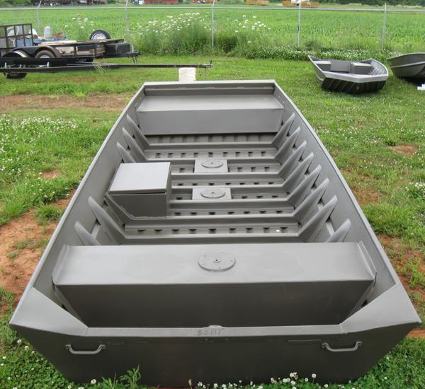 Plans for aluminum jon boat 5hp