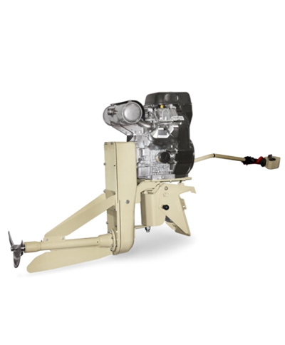 35hp surface drive mud motors