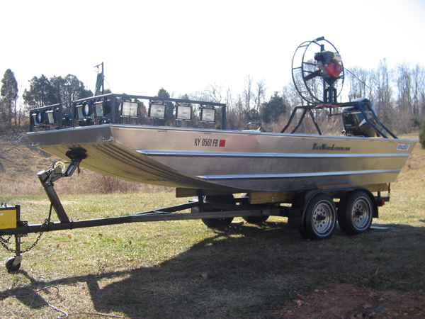 Weldbilt customer photos for Bow fishing boats
