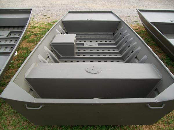 Aluminum Boat Storage : Topic jon boat front deck plans ken sea