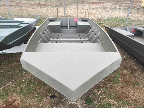 How To Build Aluminum Boat Deck