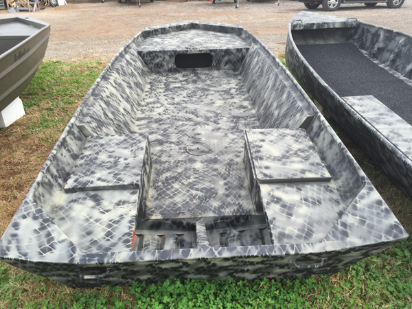 15 Foot Aluminum Boat Backwoods Landing The Nations